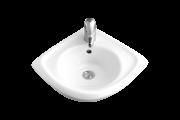 Alföldi Saval 2.0 mosdó sarokkézmosó 40 cm