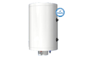 Hajdu IDE100F 100 literes indirekt fűtésű fali tároló villamos pótfűtéssel