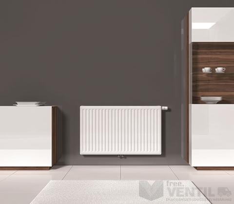 Vogel & Noot Vonova T6 33K 600x920 mm középcsatlakozású radiátor