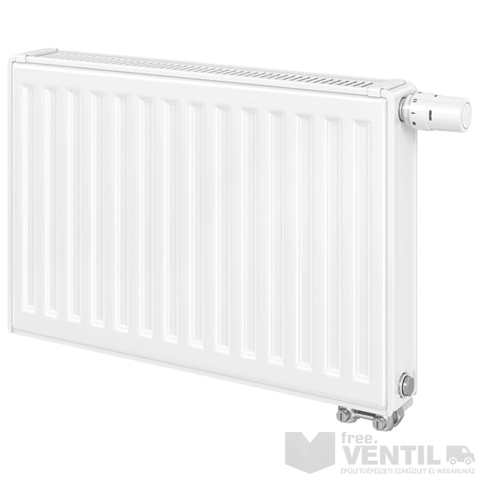 Vogel & Noot Vonova 33K 600x1320 mm szelepes radiátor balos